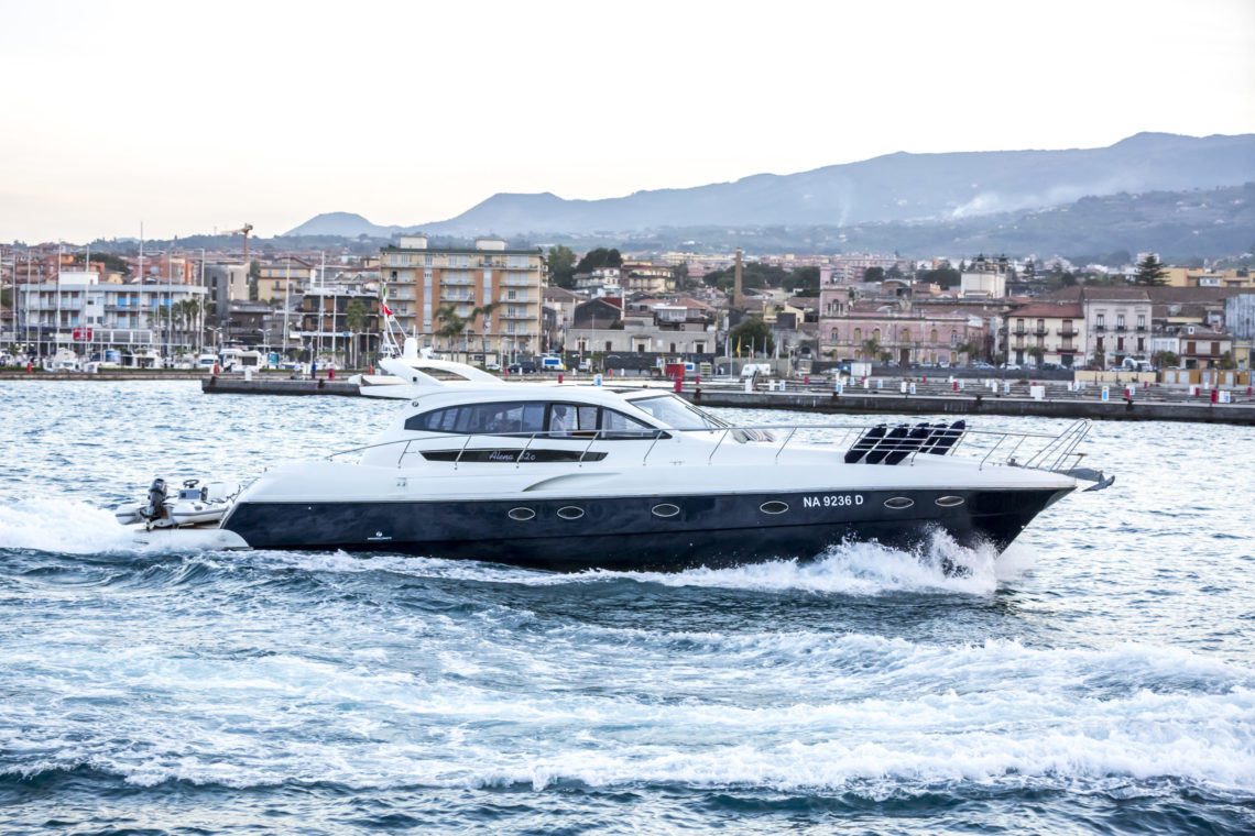 noleggio yacht